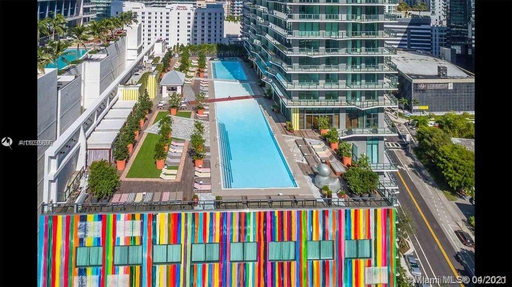 SLS Brickell #1805 - 1300 S Miami Ave #1805, Miami, FL 33130