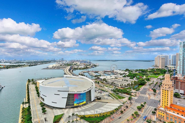 Marina Blue #1601 - 888 Biscayne Blvd #1601, Miami, FL 33132