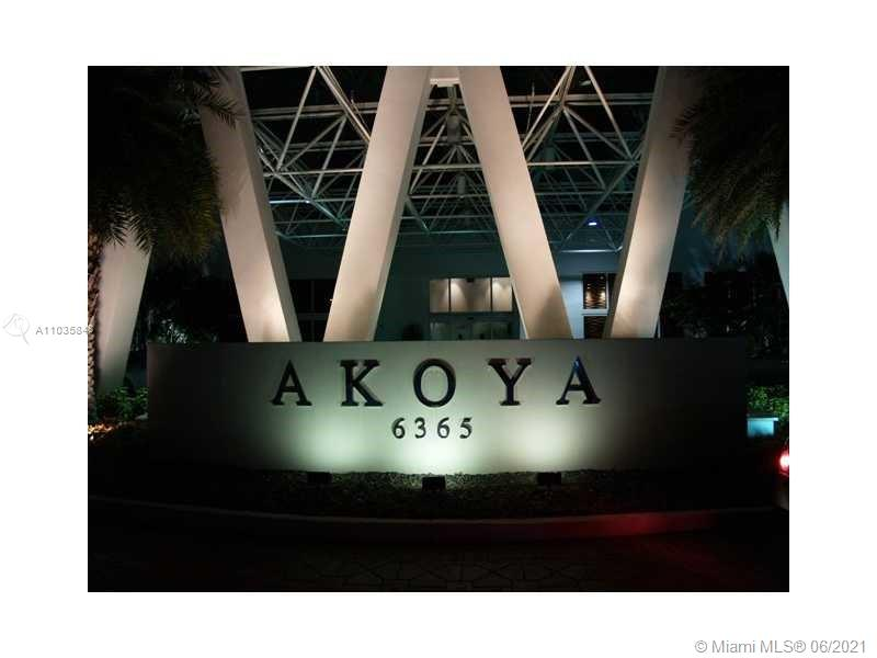 Akoya #4501 - 6365 Collins Ave #4501, Miami Beach, FL 33141