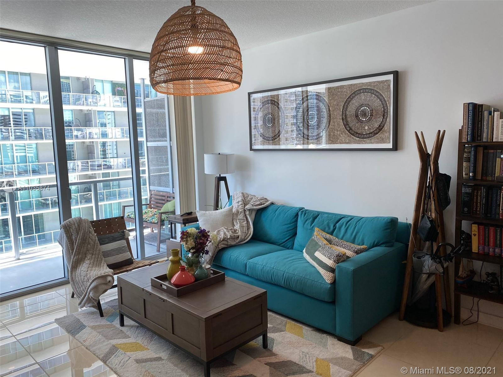 Axis on Brickell North Tower #1515-N - 1111 SW 1st Ave #1515-N, Miami, FL 33130