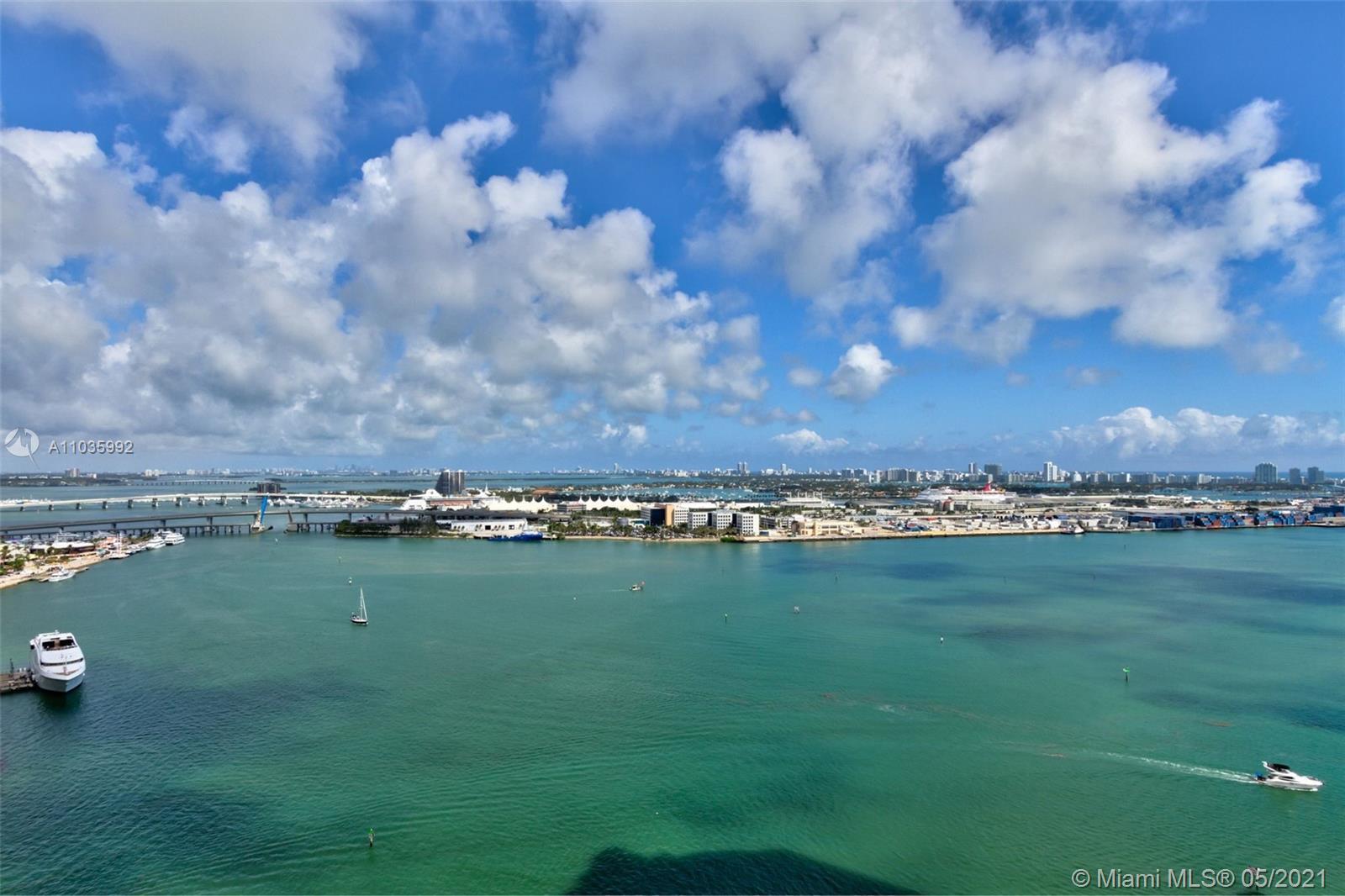 One Tequesta Point #2802 - 888 Brickell Key Dr #2802, Miami, FL 33131