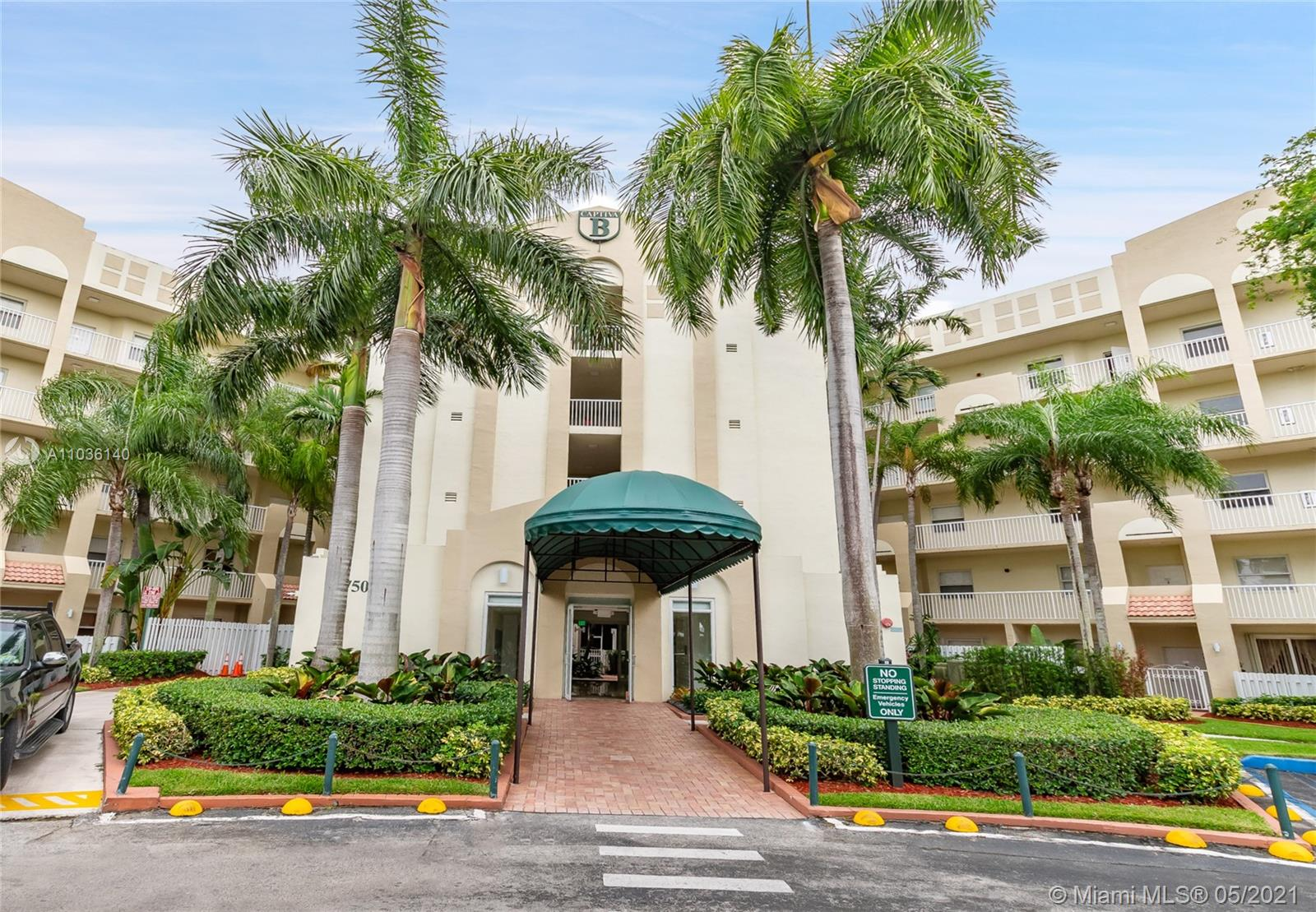 Captiva A #204 - 10700 NW 66th St #204, Doral, FL 33178