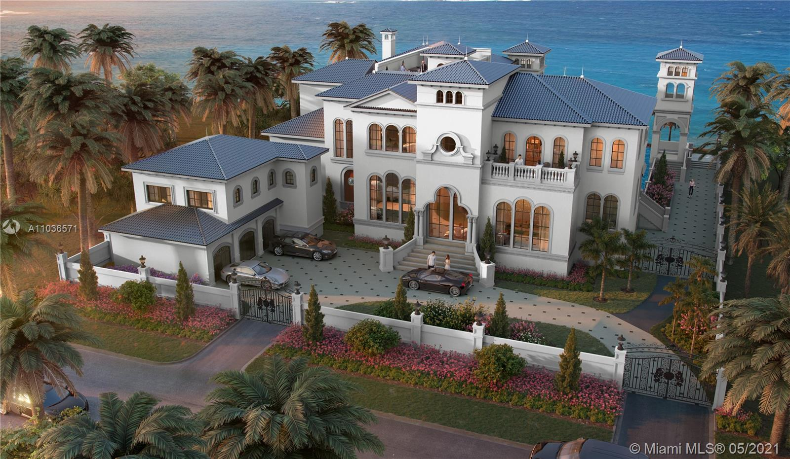 Miami Beach Mansion
