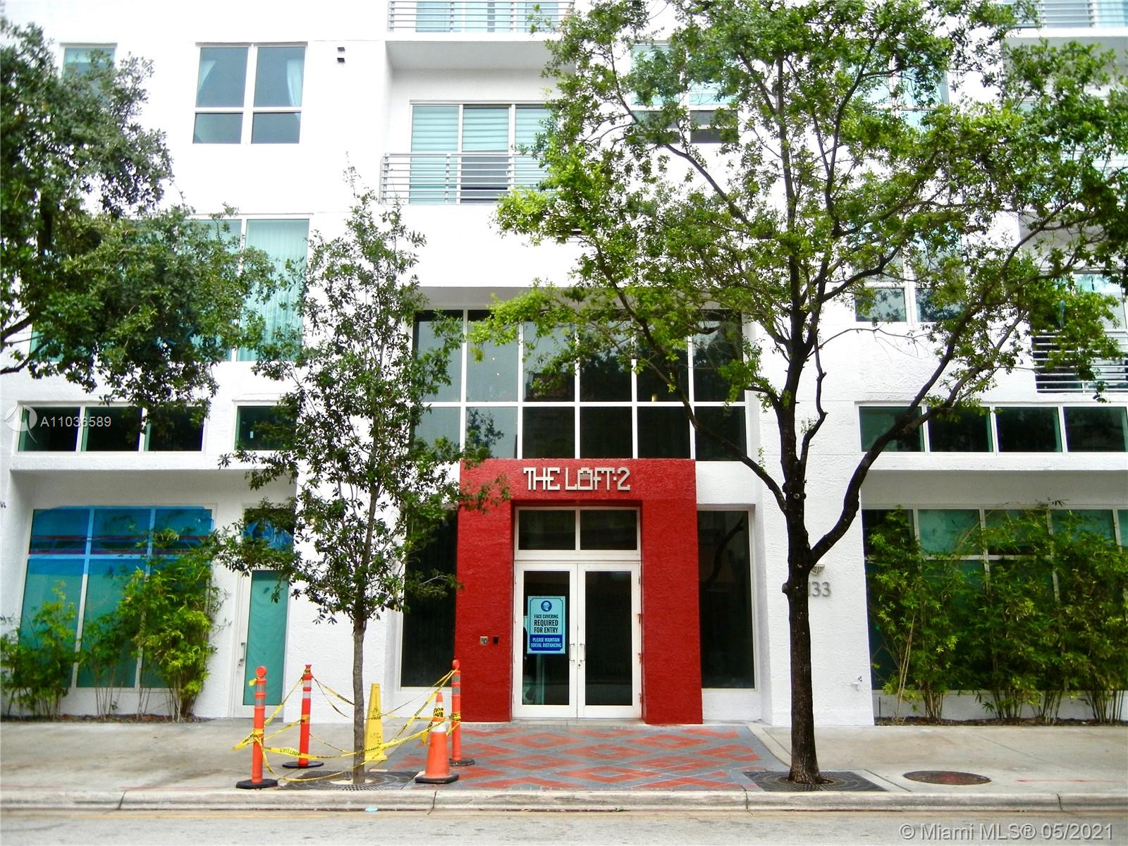 The Loft Downtown #815 - 133 NE 2nd Ave #815, Miami, FL 33132