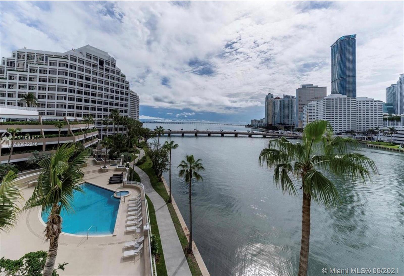 Courvoisier Courts #503 - 701 Brickell Key Blvd #503, Miami, FL 33131