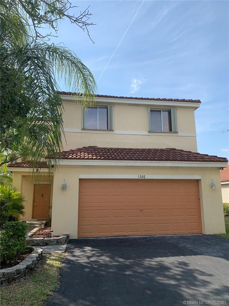 Weston - 1326 Majesty Ter, Weston, FL 33327