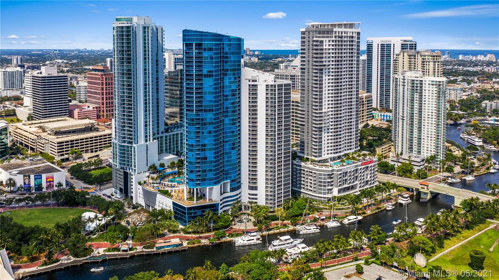 Las Olas River House #4103 - 333 Las Olas Way #4103, Fort Lauderdale, FL 33301