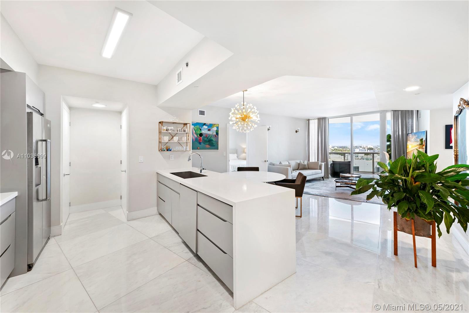Murano Grande #1405 - 400 Alton Rd #1405, Miami Beach, FL 33139