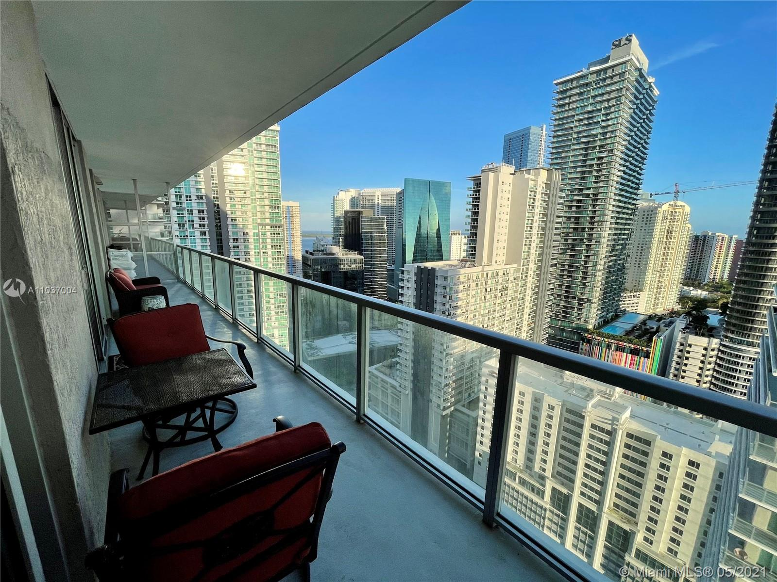 Axis on Brickell North Tower #3217-N - 1111 SW 1st Ave #3217-N, Miami, FL 33130