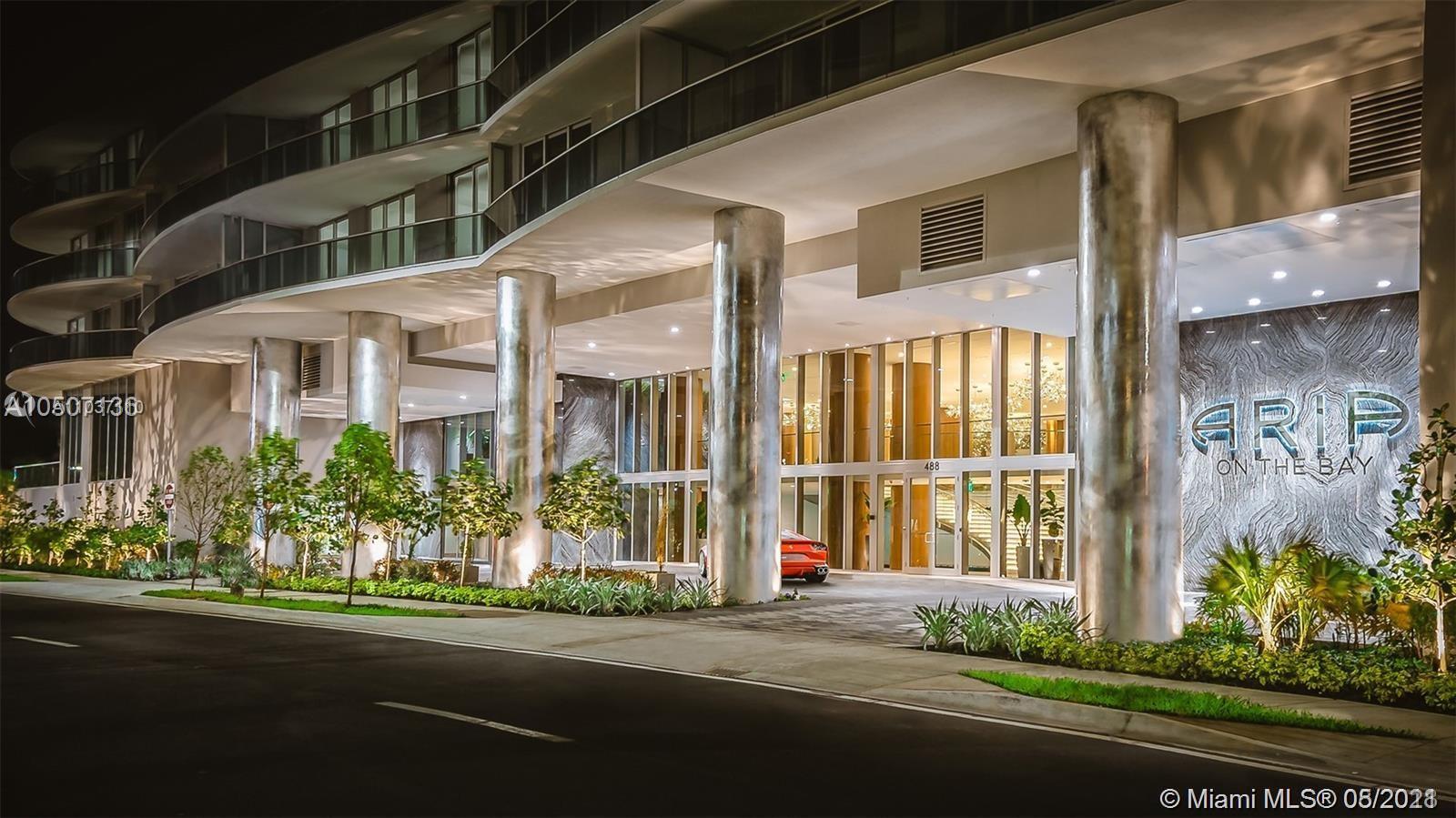 Aria on the Bay #3609 - 488 NE 18 #3609, Miami, FL 33132