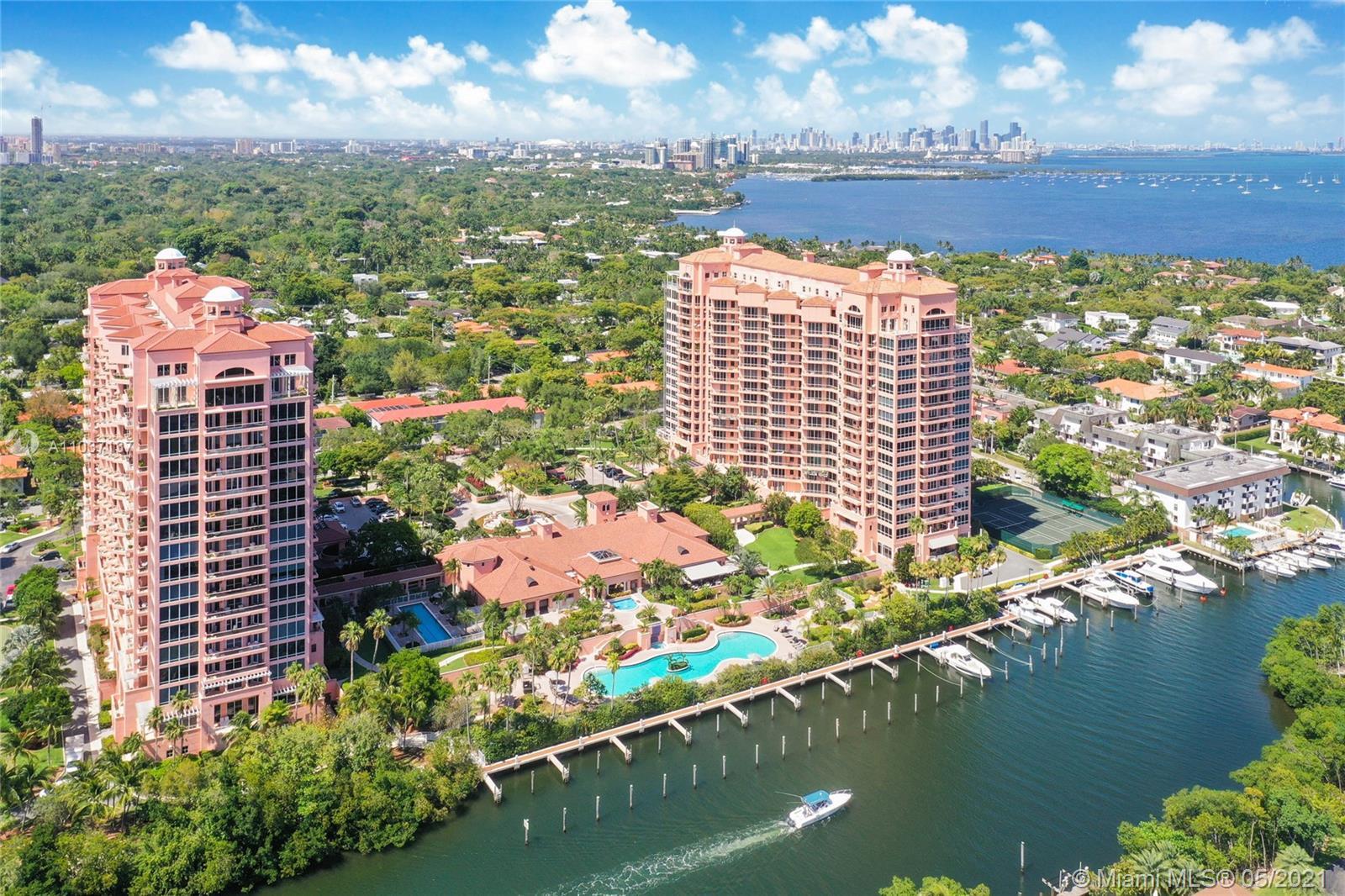 Gables Club #14D - 60 Edgewater Dr #14D, Coral Gables, FL 33133