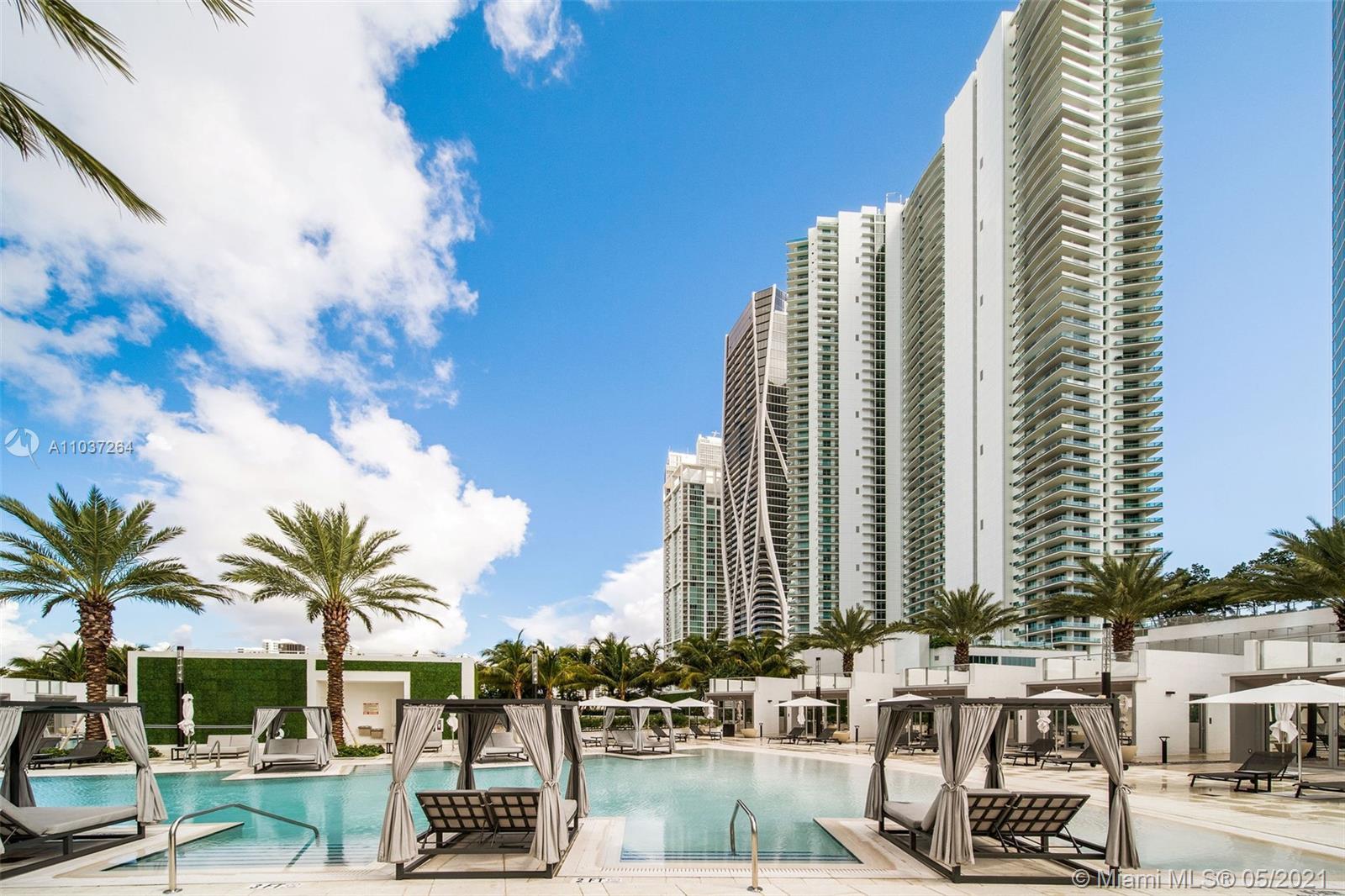 Paramount Miami Worldcenter #4902 - 851 NE 1st Avenue #4902, Miami, FL 33132