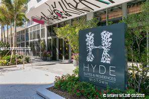 Hyde Midtown #1912 - 3401 NE 1 AV #1912, Miami, FL 33137
