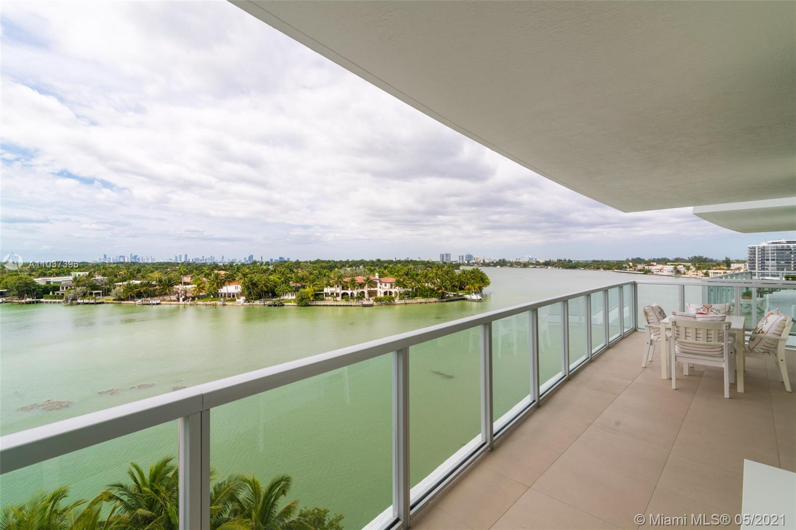 Eden House #706 - 6700 Indian Creek Dr #706, Miami Beach, FL 33141