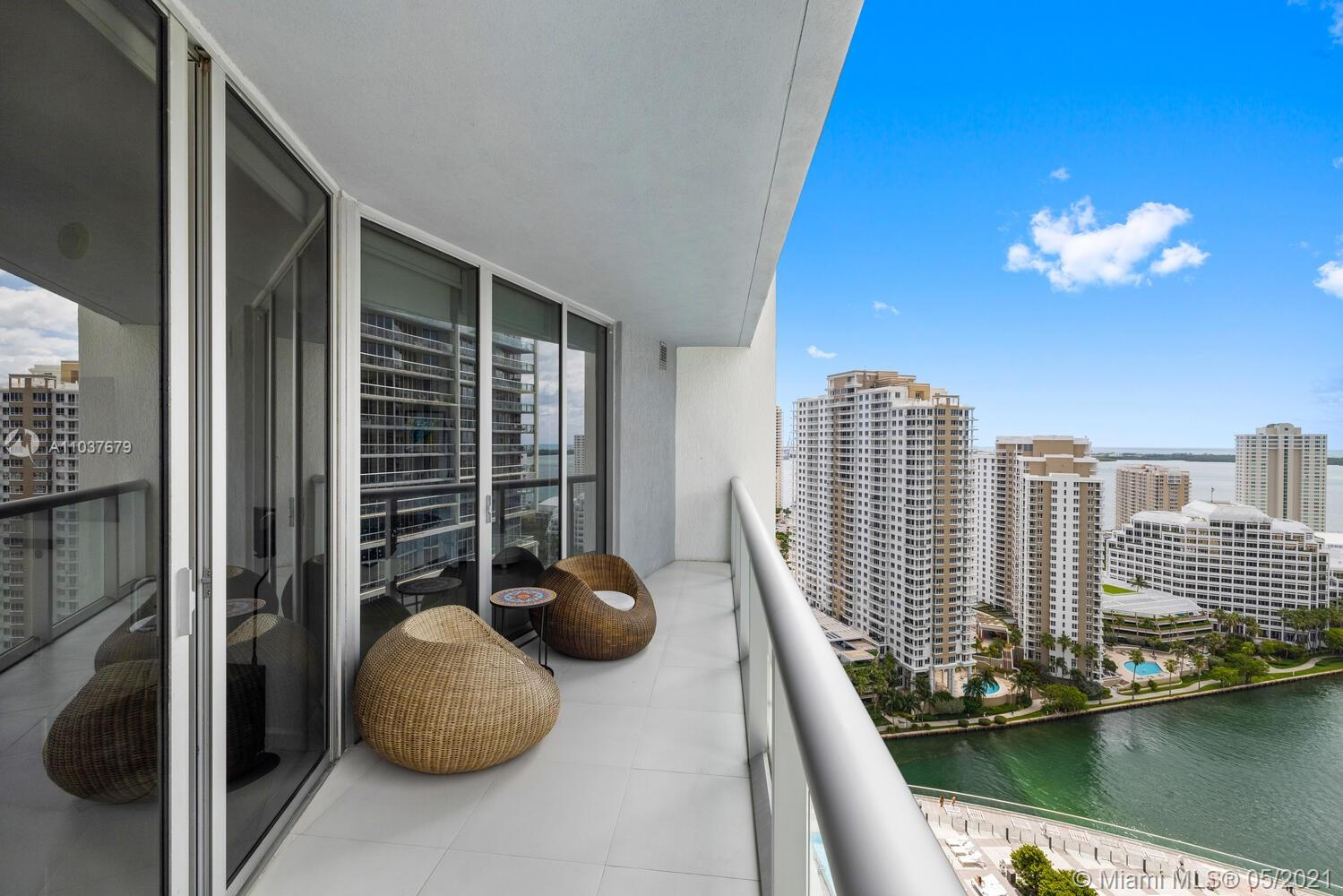 Icon Brickell 1 #2611 - 475 BRICKELL AVE #2611, Miami, FL 33131