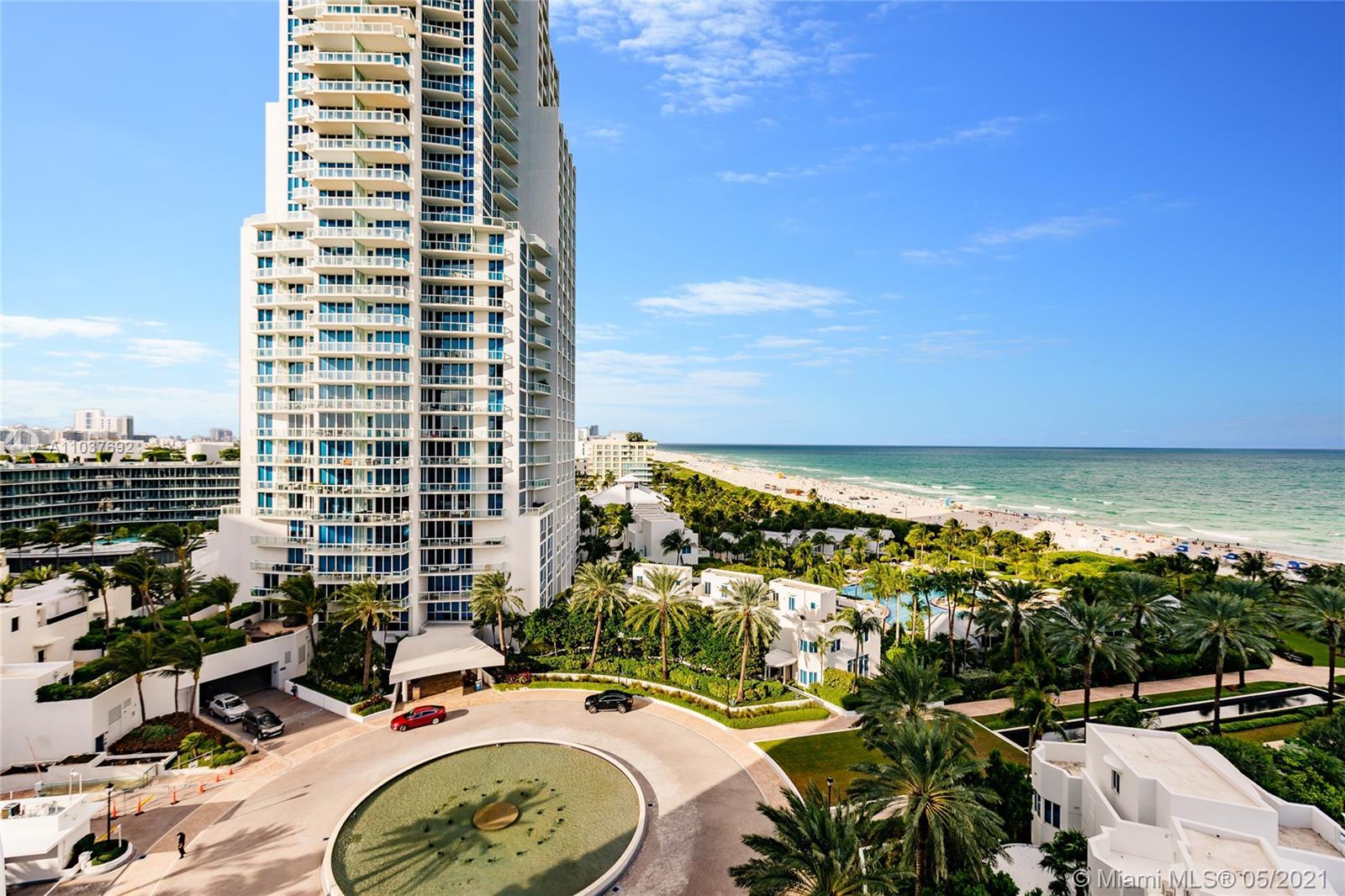 Continuum South #1008 - 100 S Pointe Dr #1008, Miami Beach, FL 33139