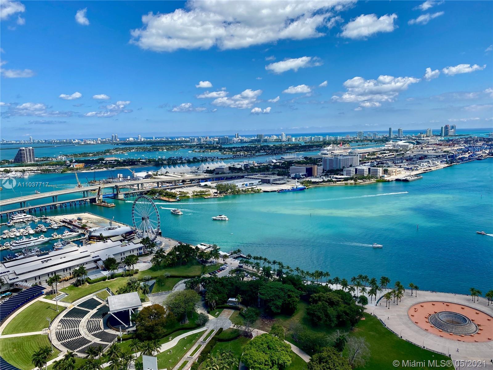 50 Biscayne #4408 - 50 Biscayne Blvd #4408, Miami, FL 33132