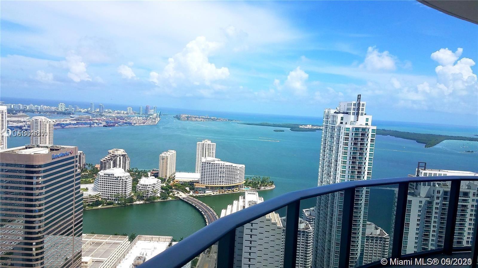 SLS Lux Brickell #5505 - 801 S Miami Ave #5505, Miami, FL 33130