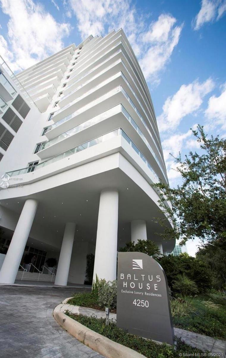 Baltus House #1611 - 4250 Biscayne Blvd #1611, Miami, FL 33137