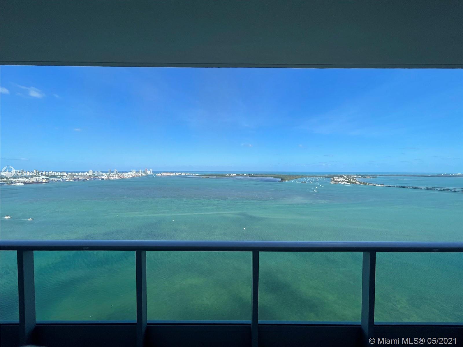 Jade Residences #3907 - 1331 Brickell Bay Dr #3907, Miami, FL 33131