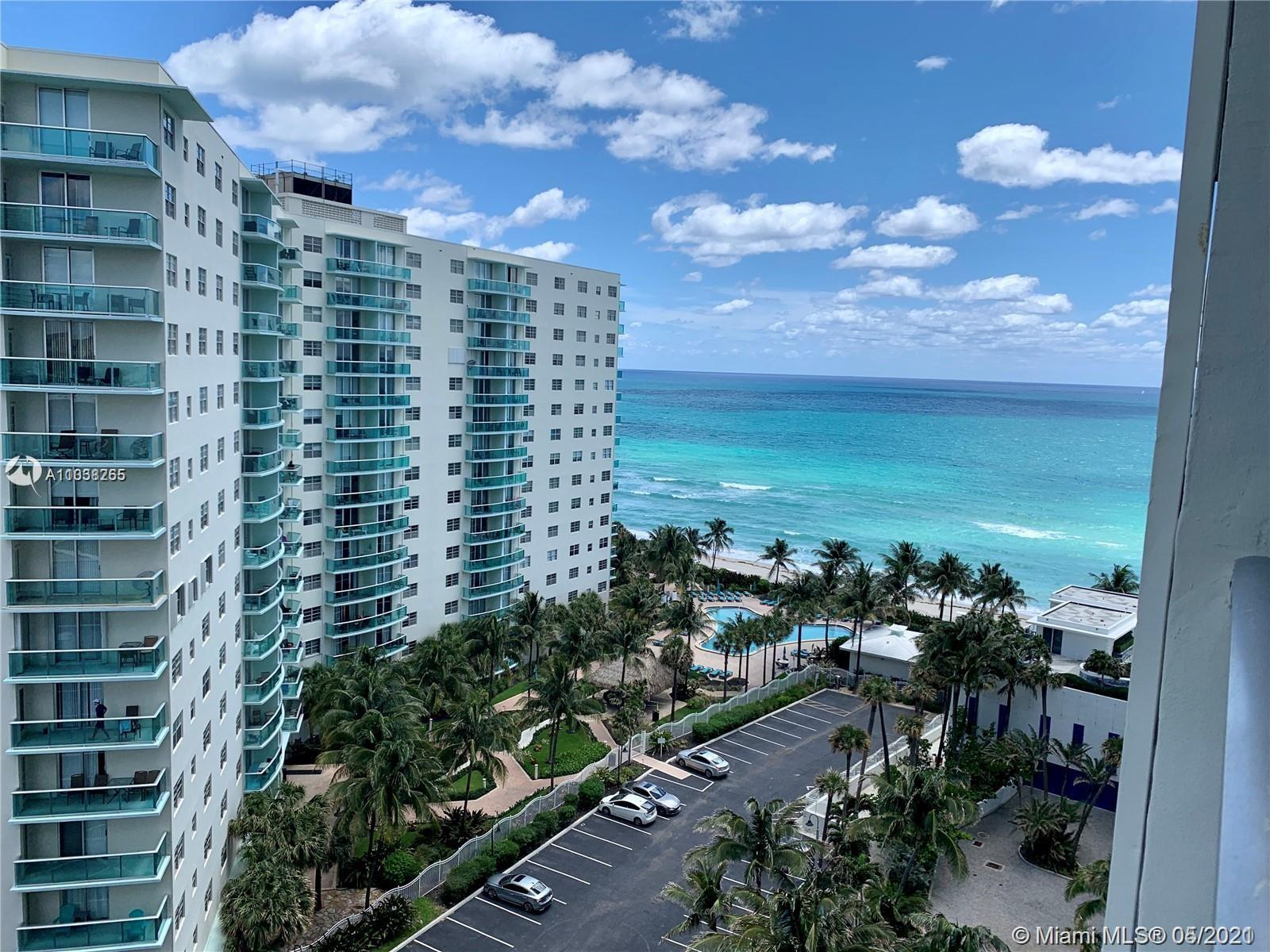 Sian Ocean Residences #12G - 4001 S Ocean Dr #12G, Hollywood, FL 33019