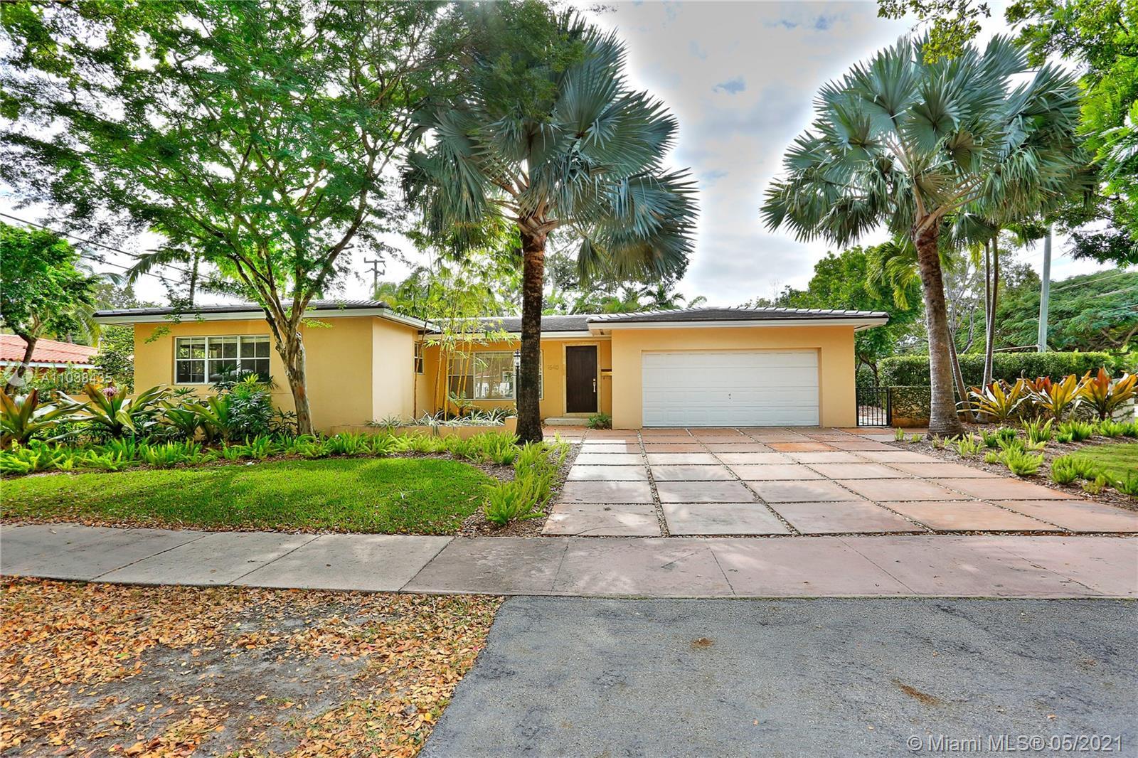 South Miami - 1540 Cecilia Ave, Coral Gables, FL 33146