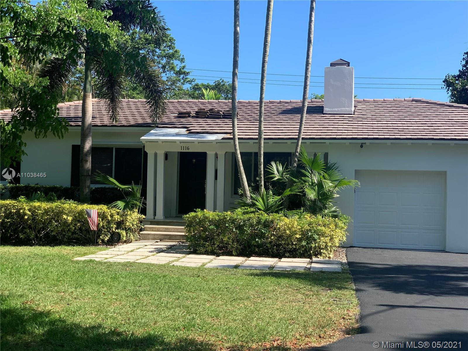 South Miami - 1116 Manati Ave, Coral Gables, FL 33146
