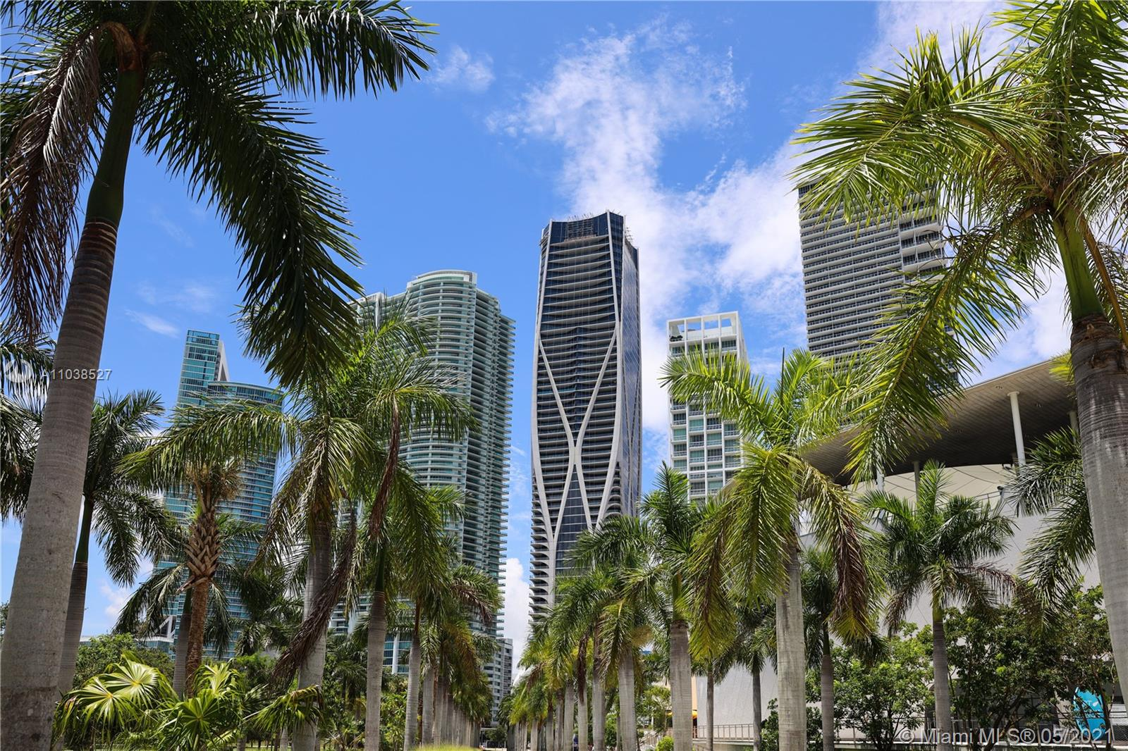 Main Property Image For 1000 Biscayne Blvd #PH-5101