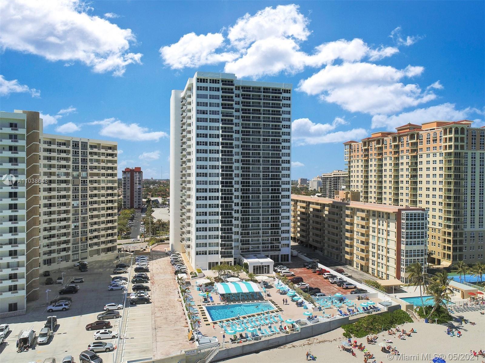 Parker Plaza #507 - 2030 S Ocean Dr #507, Hallandale Beach, FL 33009