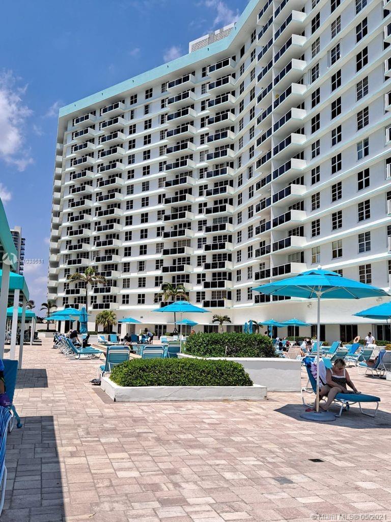 Sea Air Towers #1417 - 3725 S Ocean Dr #1417, Hollywood, FL 33019