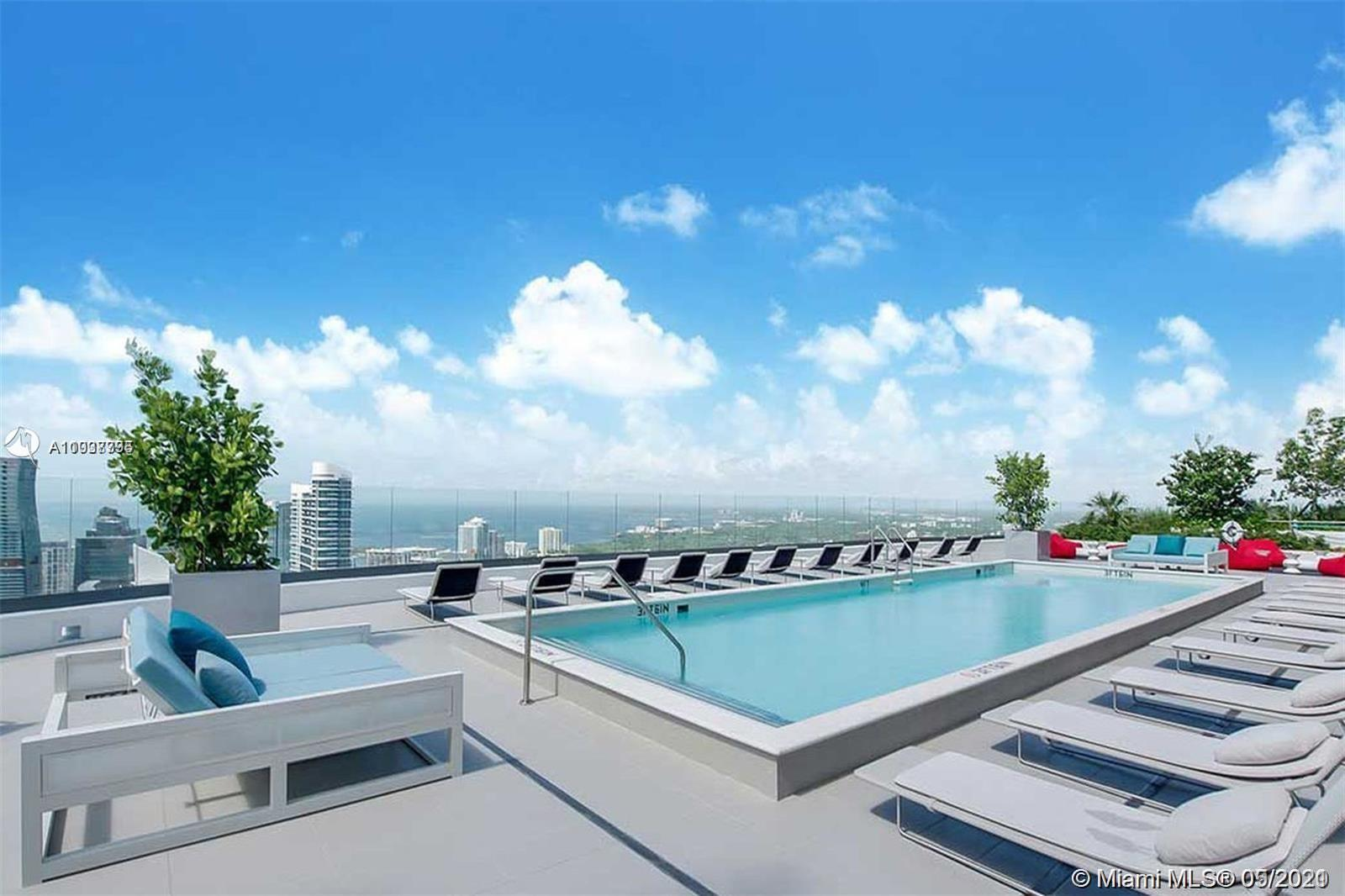 Brickell Heights East Tower #2908 - 45 SW 9th St #2908, Miami, FL 33130