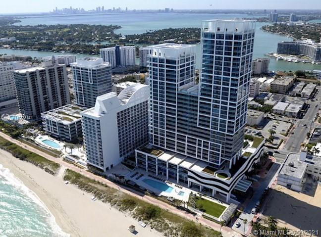 Carillon Hotel Tower #1410 - 6801 Collins Ave #1410, Miami Beach, FL 33141