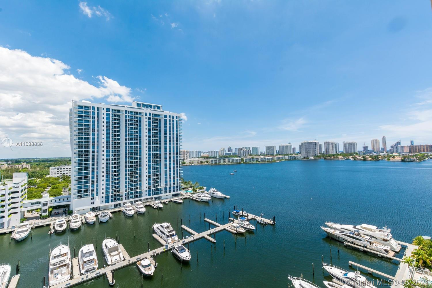Marina Palms 1 #1401 - 17111 Biscayne Blvd #1401, North Miami Beach, FL 33160