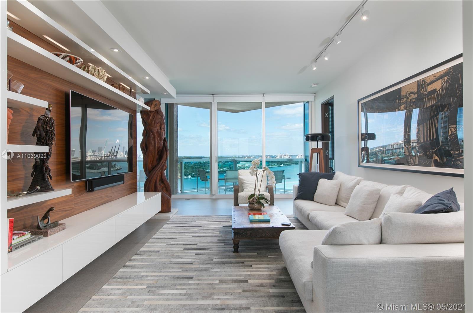 Portofino Tower #1502 - 300 S Pointe Dr #1502, Miami Beach, FL 33139