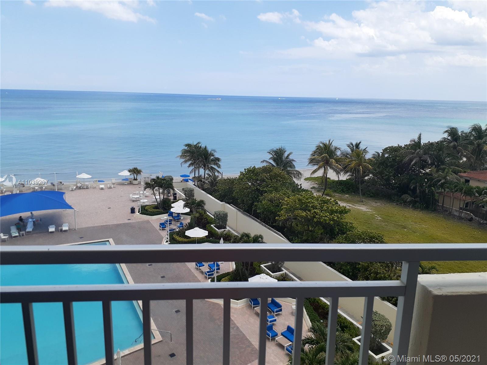 Parker Dorado #615 - 3180 S Ocean Dr #615, Hallandale Beach, FL 33009