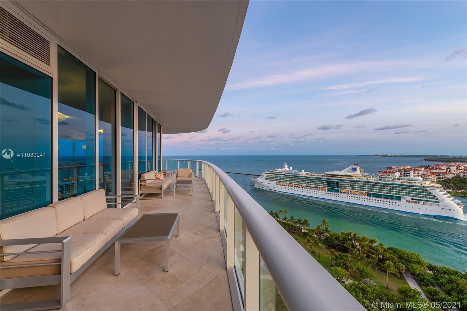 Continuum South #2104 - 100 S Pointe Dr #2104, Miami Beach, FL 33139