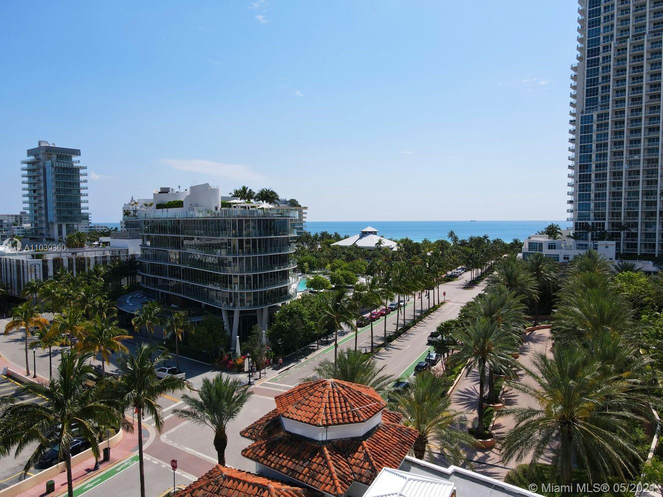 Portofino Tower #805 - 300 S Pointe Dr #805, Miami Beach, FL 33139