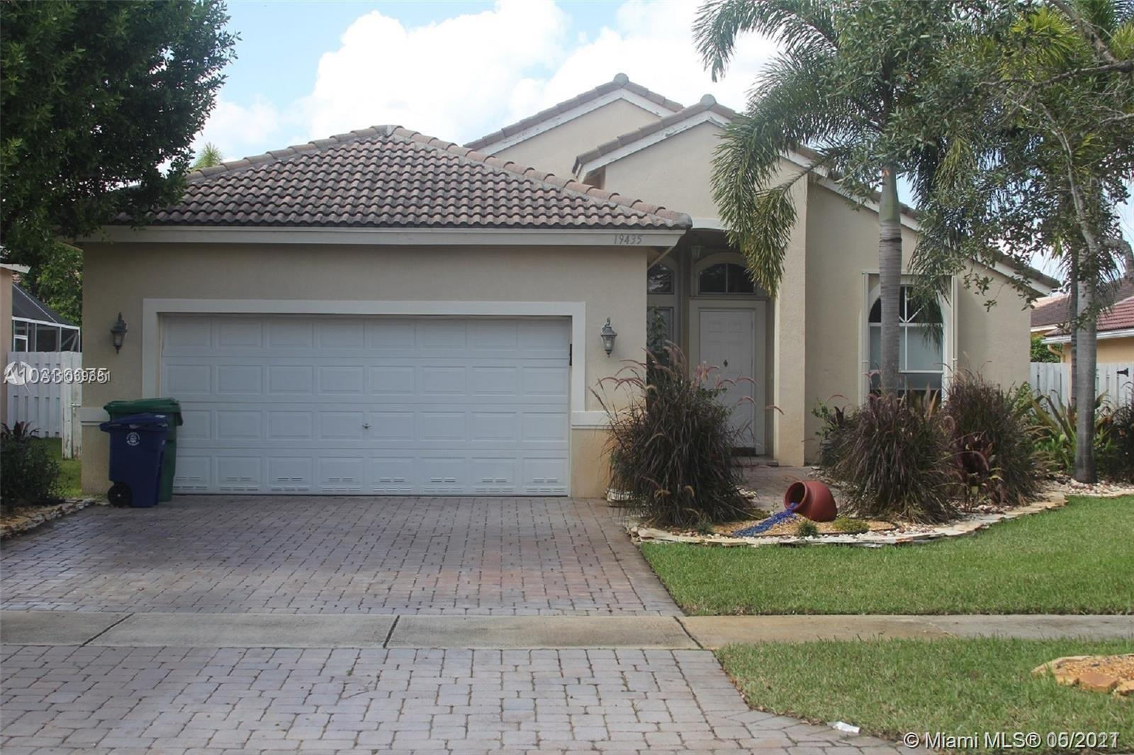 Main property image for  19435 SW 19435 SW 25th Ct #19435
