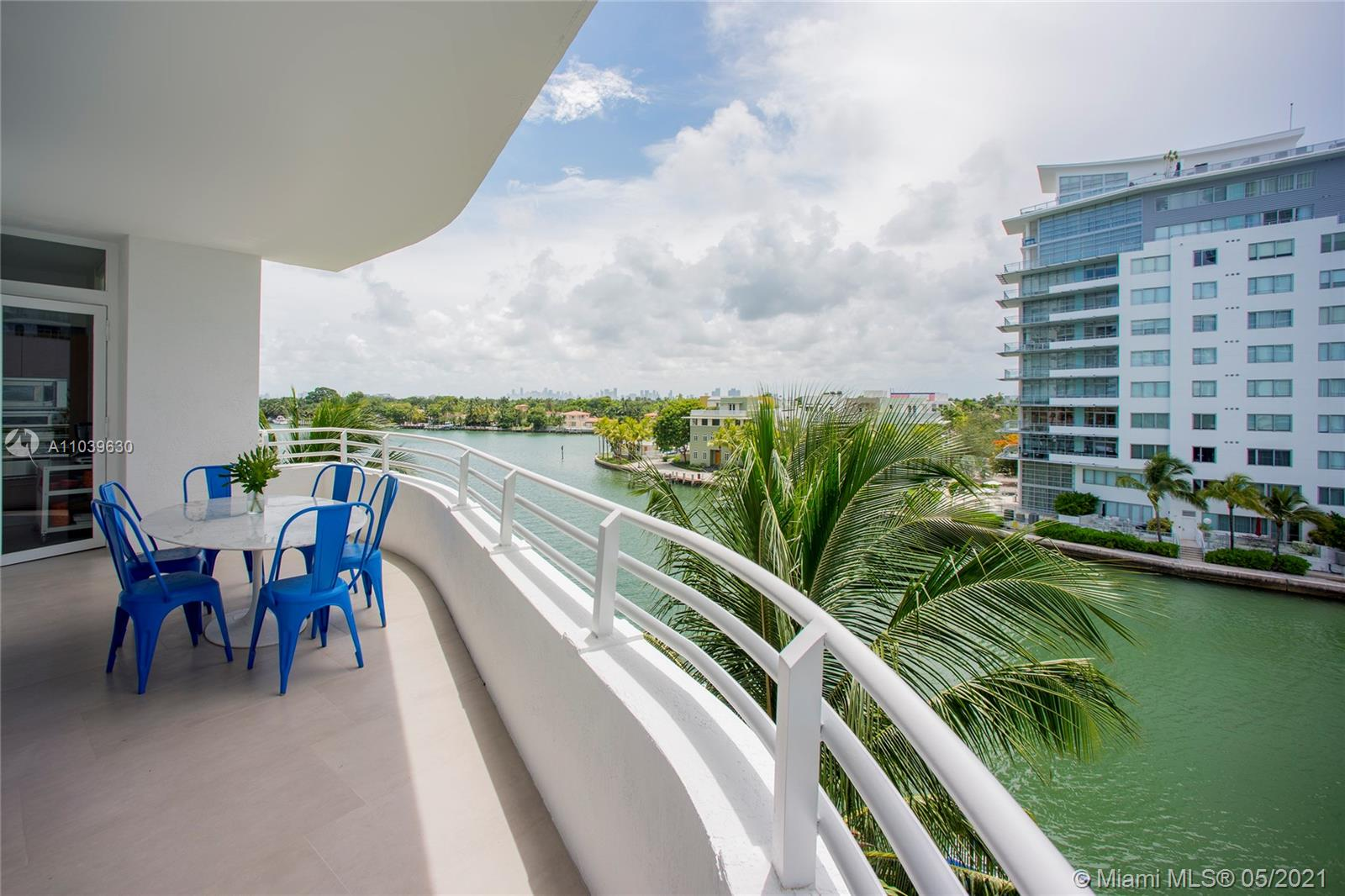 Nautica #503 - 5970 Indian Creek Dr #503, Miami Beach, FL 33140