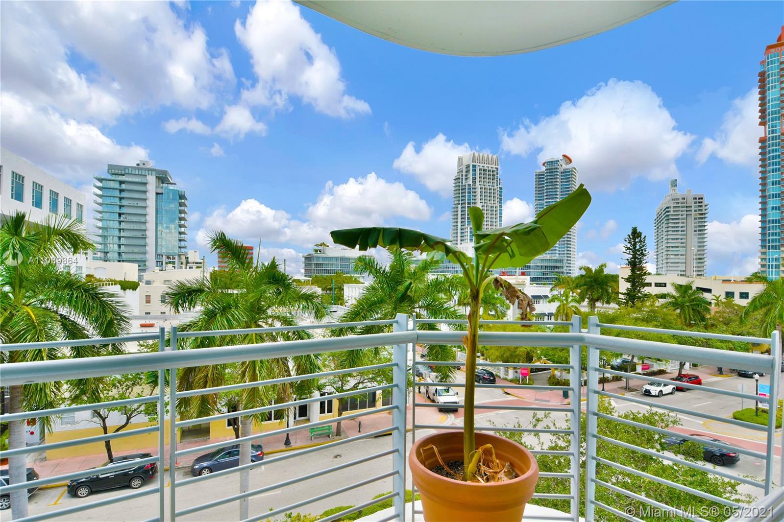 Cosmopolitan #1507 - 110 Washington Ave #1507, Miami Beach, FL 33139