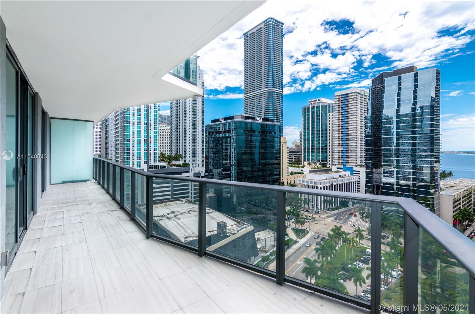 SLS Brickell #1502 - 1300 S Miami Ave #1502, Miami, FL 33130