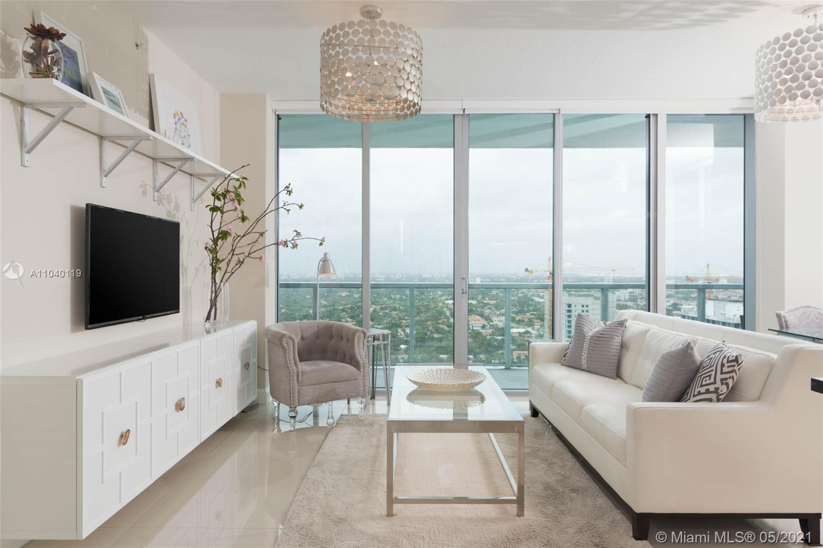 Axis on Brickell South Tower #3412-S - 79 SW 12th St #3412-S, Miami, FL 33130