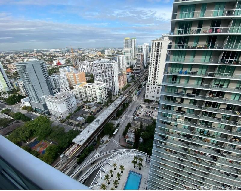 Axis on Brickell South Tower #3609-S - 79 SW 12th St #3609-S, Miami, FL 33130