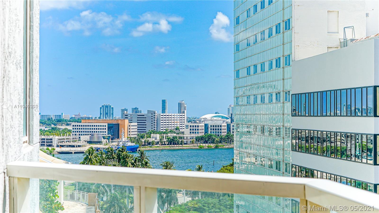 Vizcayne Two #1010 - 253 NE 2 ST #1010, Miami, FL 33132
