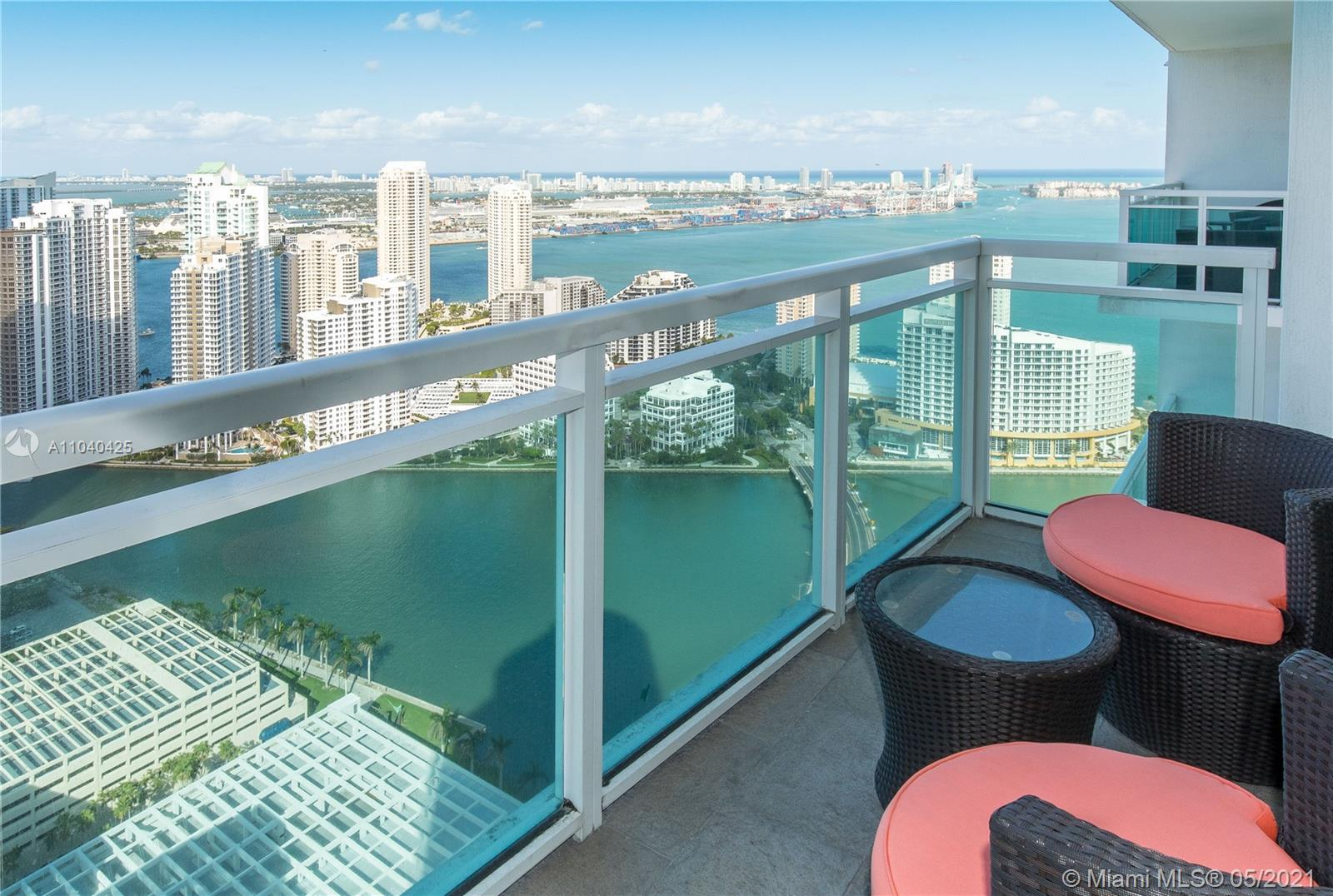 The Plaza on Brickell 1 #4706 - 950 Brickell Bay Dr #4706, Miami, FL 33131