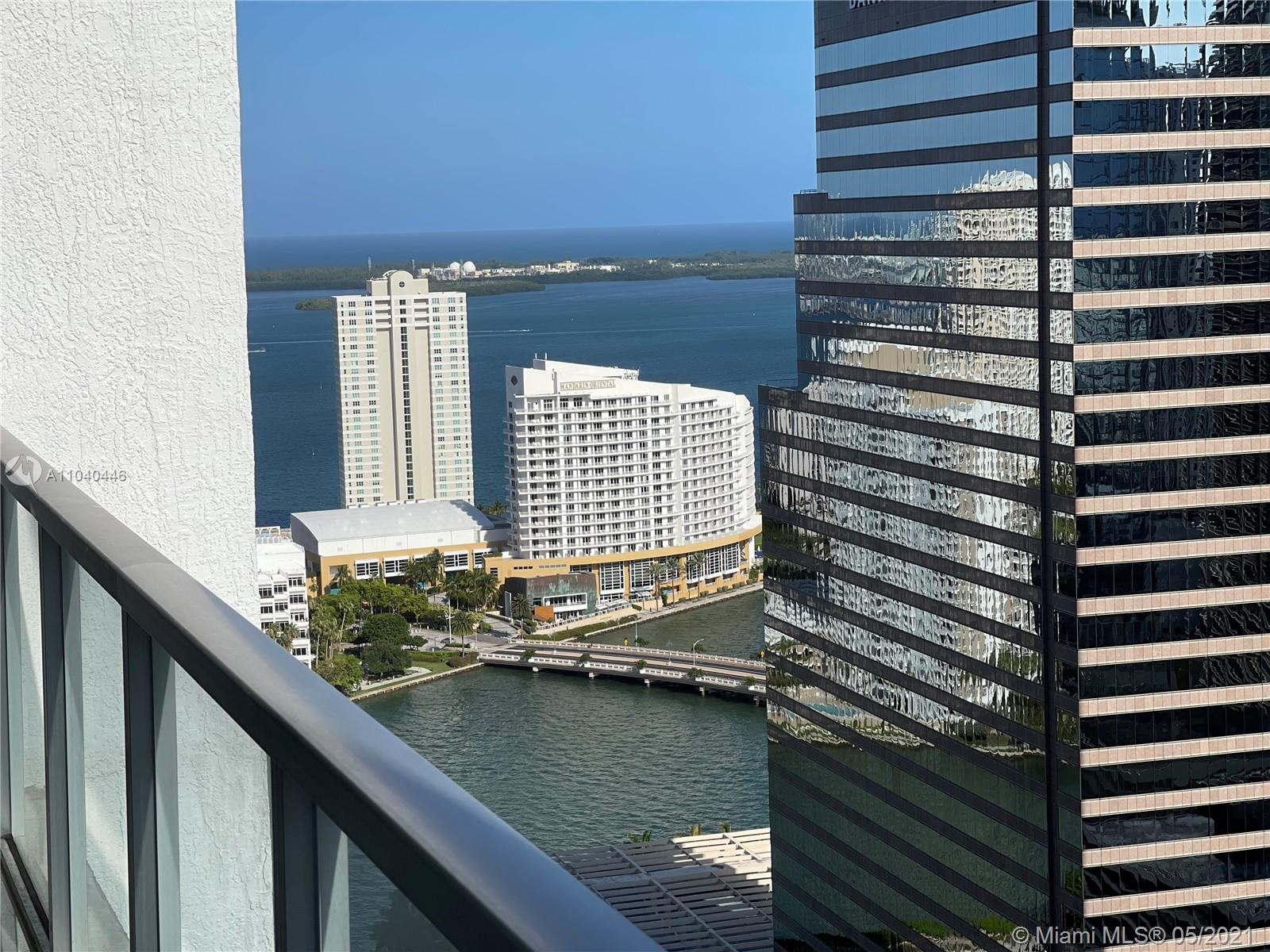 500 Brickell East Tower #3908 - 55 SE 6 ST. #3908, Miami, FL 33131