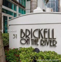 Brickell on the River North Tower #3414 - 31 SE 5th St #3414, Miami, FL 33131
