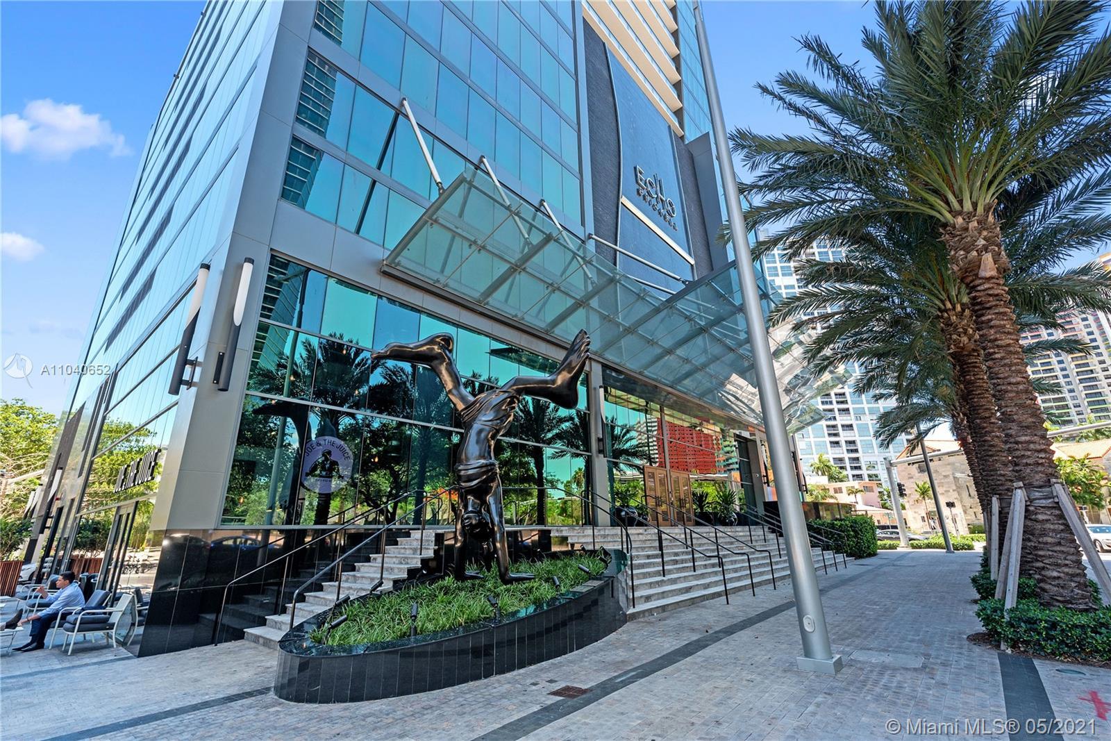 Echo Brickell #3703 - 1451 Brickell Ave #3703, Miami, FL 33131