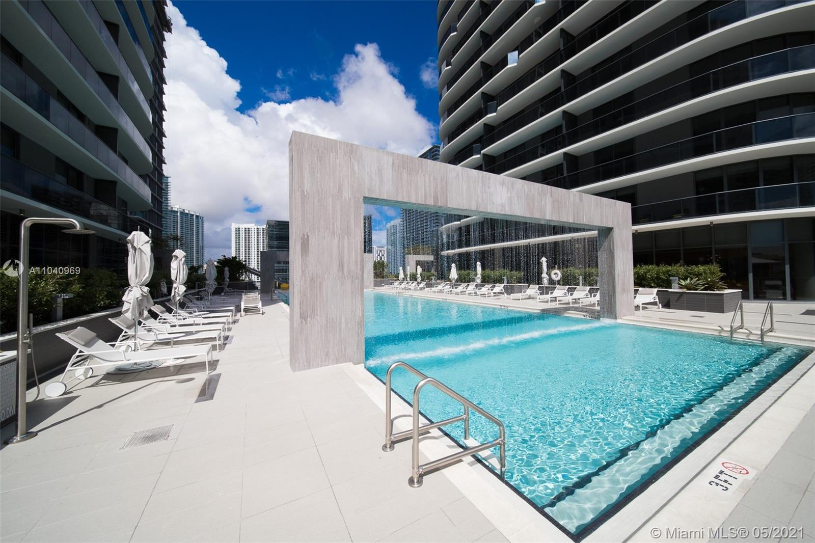 Brickell Heights West Tower #2509 - 55 SW 9th St #2509, Miami, FL 33130