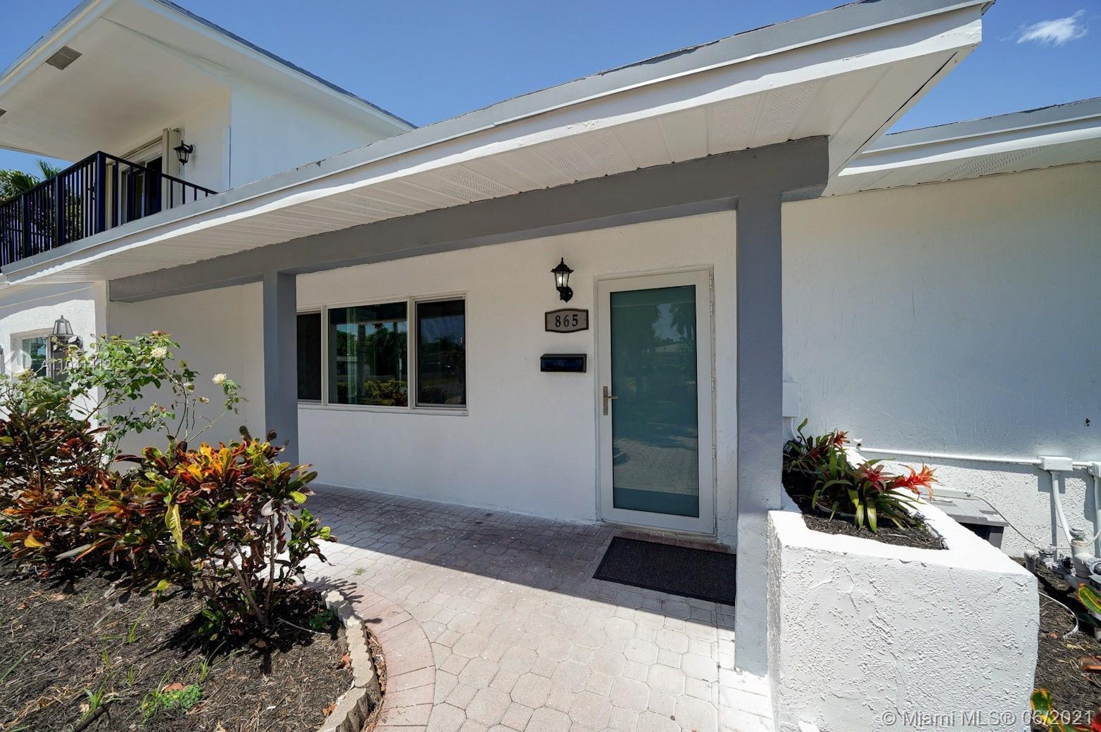 Main property image for  865 NE 23rd Ter #